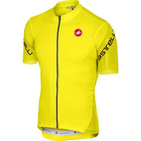 Castelli Entrata 3 Kortärmad cykeltröja Herr gul